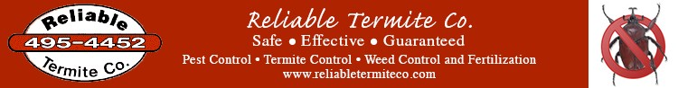 Reliable Termite Co